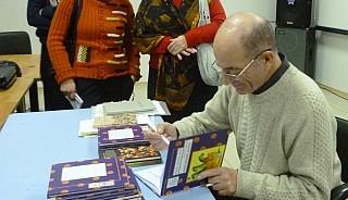 Встреча с читателями в Киеве
